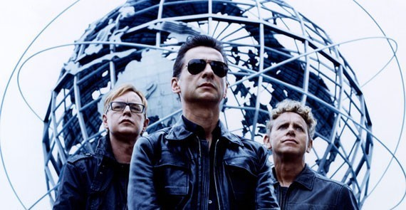 Depeche Mode vuelve a los escenarios
