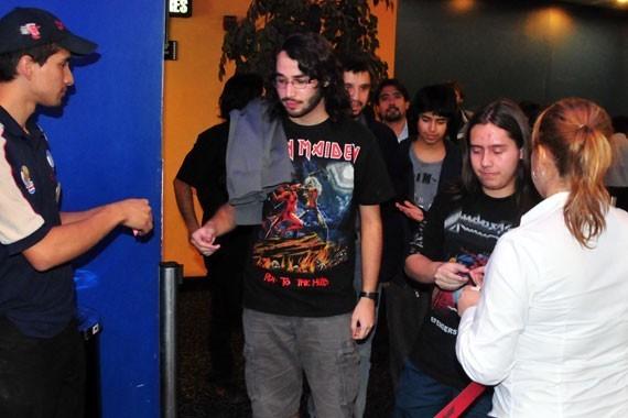 """Estreno de """"Flight 666″ de Iron Maiden"""