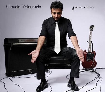 """Claudio Valenzuela presenta """"Gemini"""""""