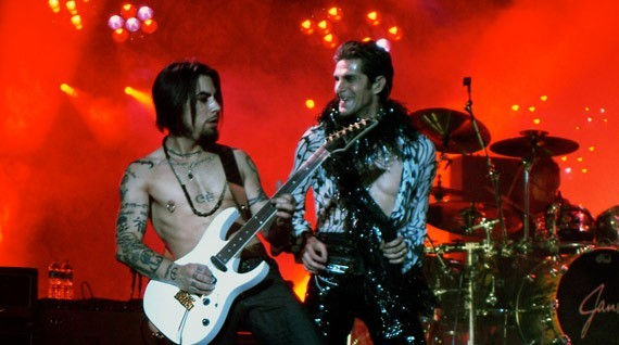 Jane's Addiction en West Palm Beach, Florida
