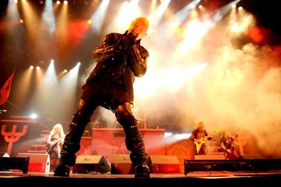 Judas Priest en vivo (2009)