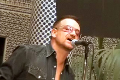 U2 Magnificent