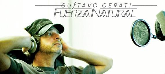 "Cerati presenta ""Fuerza Natural"""