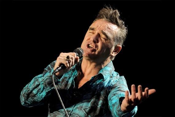 Morrissey en vivo