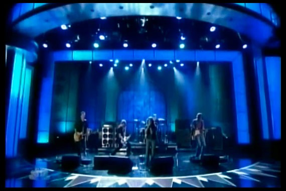 Pearl Jam en The Tonight Show