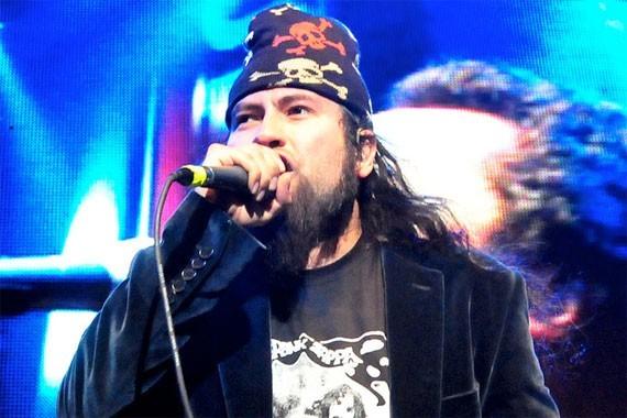 Lalo Ibeas, vocalista de Chancho en Piedra