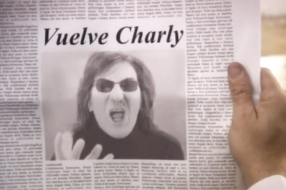 Vuelve Charly