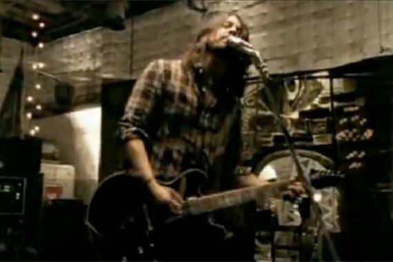 """Foo Fighters presenta el video de """"Wheels"""""""
