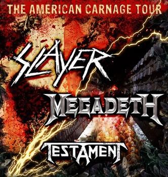 American Carnage Tour