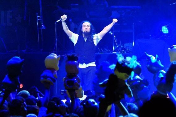 Chancho en Piedra formará parte del Día de la Música 2009