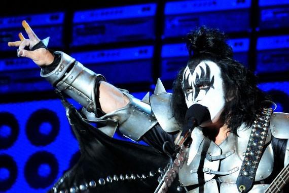 Kiss en vivo en Santiago | Foto: Javier Valenzuela