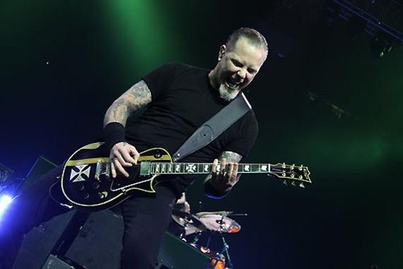 Metallica en vivo, pronto en Santiago
