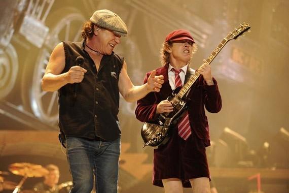 AC/DC n' vivo