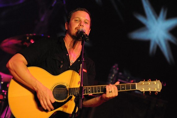 Kevin Martin, voz de Candlebox | Foto: Mike Liberacki