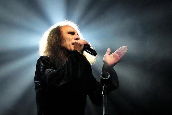 Ronnie James Dio en vivo | Fotógrafo: Javier Valenzuela
