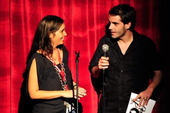 Javiera Verdugo y Cristián Pascual, In-Edit Chile y Barcelona