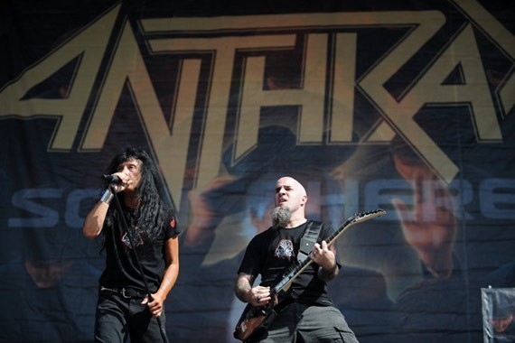 Anthrax  en Chilito =D Anthrax