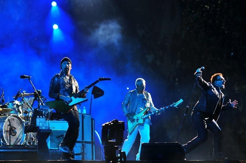 U2 360 Tour - Chile 2011 - Fotógrafo: Javier Valenzuela
