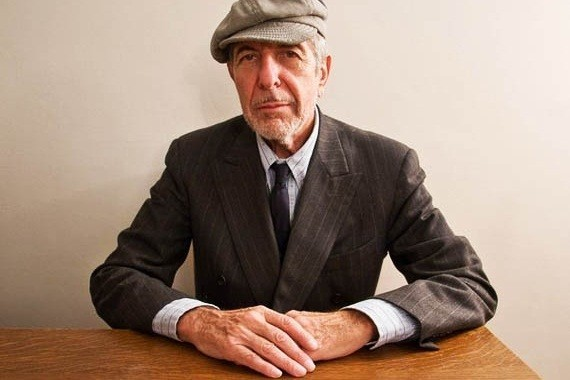 Leonard Cohen - Nuevo disco Old Ideas