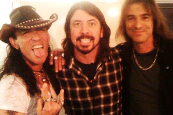 Dave Grohl ´Ratt