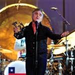 Morrissey en Chile | Fotógrafo: Javier Valenzuela