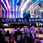 Hard Rock Cafe Santiago | Fotógrafo: Javier Valenzuela