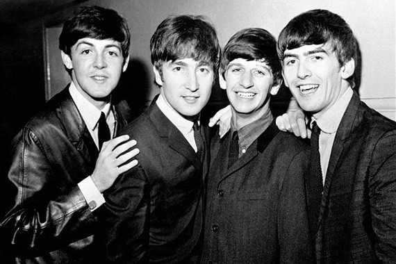 The Beatles en 1963