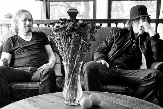 Mark Lanegan & Duke Garwood