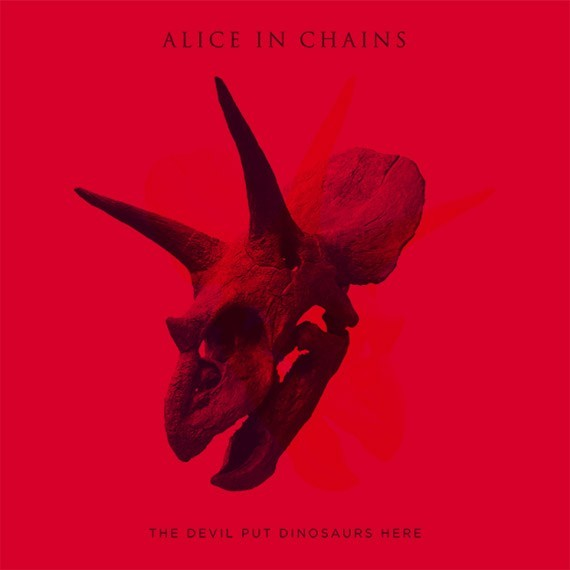 Alice in Chains - The Devil Put Dinosaurs Here (2013)