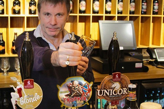 Iron Maiden - Trooper (cerveza)
