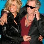 Keith Richards - Patti Hansen
