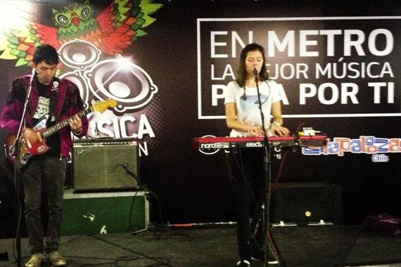 Música de Estación 2013   Lollapalooza 2013
