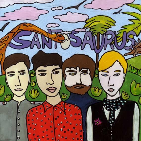 Los Santos Dumont - Santosaurus (2013)