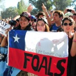 FOALS - Lollapalooza Chile 2013 | Fotógrafo: Javier Valenzuela