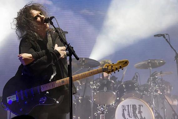 The Cure comenzó su gira latinoamericana en Rio de Janeiro