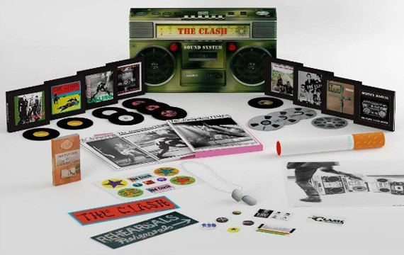 The Clash - Sound System (2013)