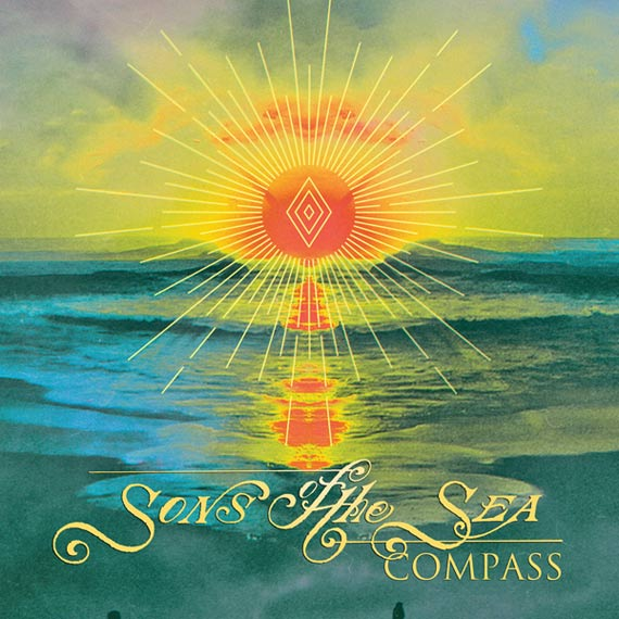 Brandon Boyd - Sons of the Sea: Compass (2013)