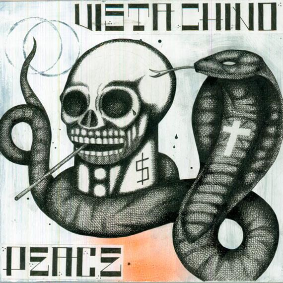 Vista Chino - 'Peace' (2013)
