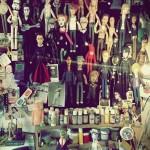 El Taller | ©MEDIODESCOCIDO Art Dolls