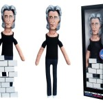 Roger Waters (The Wall) | ©MEDIODESCOCIDO Art Dolls