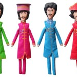 The Beatles - Sgt. Pepper's Lonely Hearts Club Band  | ©MEDIODESCOCIDO Art Dolls