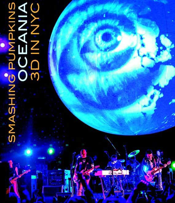 The Smashing Pumpkins - Oceania: Live in NYC (2013)
