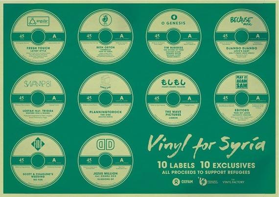 Vinyl for Syria