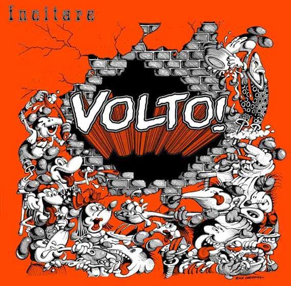 Volto! - Incinerate (2013)