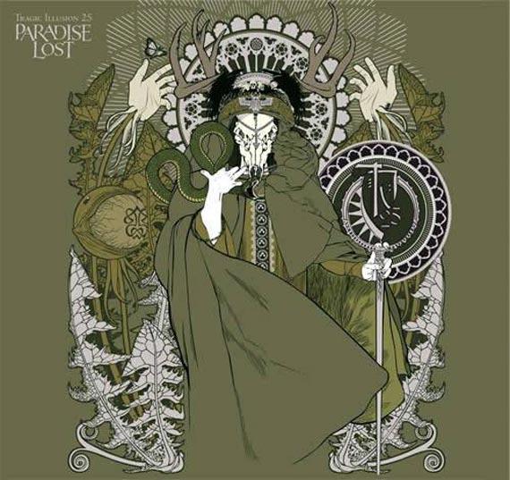 Paradise Lost - Tragic Illusion 25 (2013)