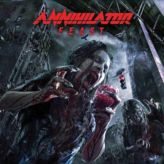 Annihilator - Feast (2013)