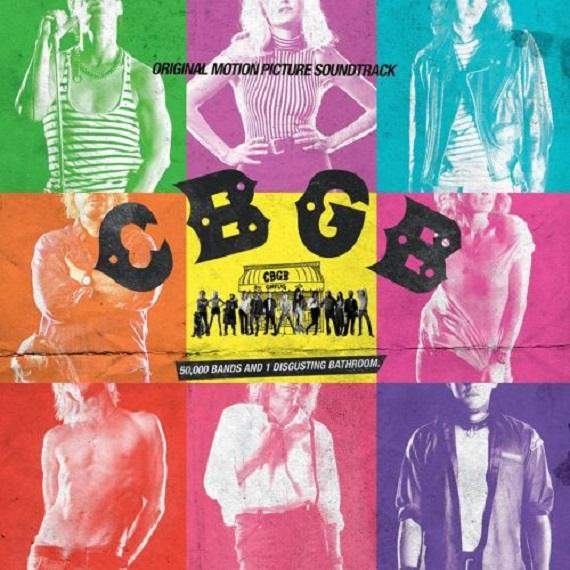 CBGB: Original Motion Picture Soundtrack (2013)