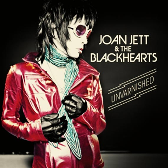 Joan Jett and The Blackhearts - Unvarnished (2013)
