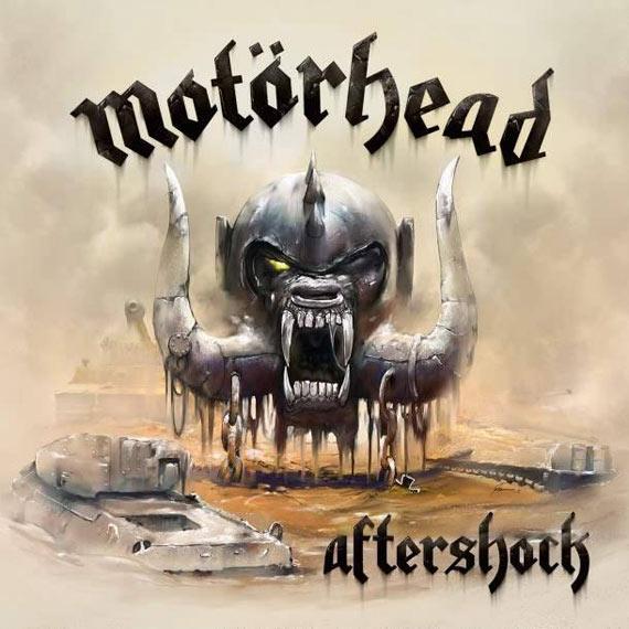 Motorhead - Aftershock (2013)