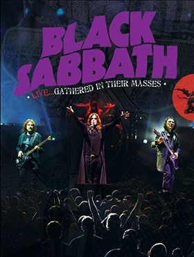 "Black Sabbath - ""Live… Gathered In Their Masses"""